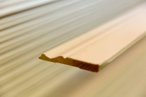 """COLONIAL BASEBOARD 1/2"""" X 4"""" X 8 FT-0"""